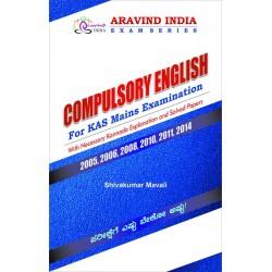 Compulsory English for KAS Mains by Shivakumar Mavali
