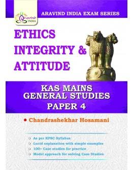Ethics, Integrity & Attitude by Chandrashekhar Hosamani